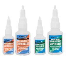 Bond It Super Glue Strong High & Medium Viscosity Cyanoacrylate Adhesive