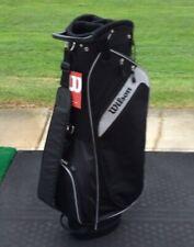 Wilson Profile Cart Bag In Black
