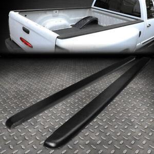 FOR 94-02 DODGE RAM 6.5FT FLEETSIDE TRUCK BED SIDE RAIL MOLDING CAP PROTECTOR