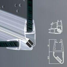 Guarnizione box doccia mt 2.2 ricambio per vetro spessore 8 mm MAGNETICA 2 PEZZI