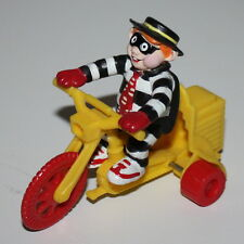 McDonald's MC DONALD'S HAPPY MEAL - 1991 McCharacters on Bikes Triciclo OB03
