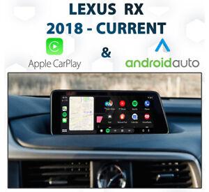 Lexus RX AL20 2015 ~ onward Apple CarPlay & Android Auto Integration