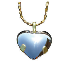 Premium EMF Protection - Level 3 BioElectric Shield Polished Heart Reg $977