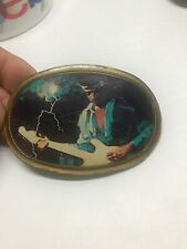 Jimi Hendrix original 1977 Pacifica Vintage Belt Buckle