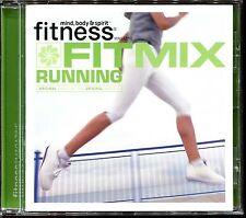 FITMIX RUNNING - FITNESS MAGAZINE - MIND, BODY & SPIRIT - CD COMPILATION [2345]