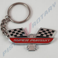 SUPER PURSUIT Keyring like Badge New, for FORD FAIRMONT XP XR XM XY Key Chain