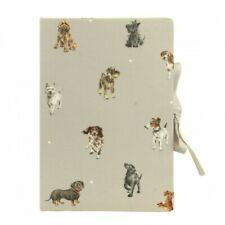 Wrendale Designs - A Dog's Life Collection - Sticky Note Book- Stationary Gift