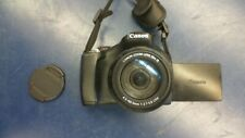Canon PowerShot SX40 HS 12.1MP Digital Camera - Black *As-Is*