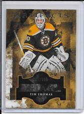 11-12 Artifacts Tim Thomas Star # 151 #d/999