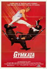 GYMKATA Movie POSTER 27x40 Kurt Thomas Tetchie Agbayani Richard Norton Conan Lee