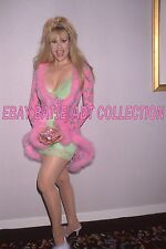 RHONDA SHEAR LEGGY PINUP COLOR PHOTO