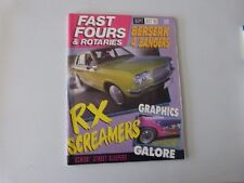 FAST FOURS AND ROTARIES CAR MAGAZINE - SEP / OCT 1990