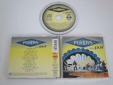 PUHDYS/...PUR(ARIOLA EXPRESS 74321 37089 2) CD ALBUM