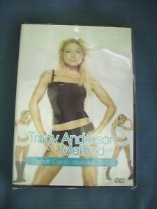 TRACY ANDERSON METHOD DANCE CARDIO WORKOUT DVD