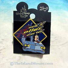 Disney Rock 'n' Roller Coaster Mickey MGM Studios Pin (NJ:337)
