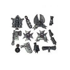 Black Templars Space Marine Accessories - Scroll Symbols 40k