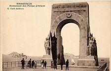 CPA MARSEILLE Monument de Poilus d'Orient (403563)