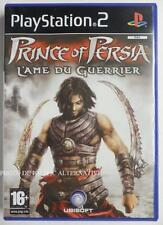 COMPLET jeu PRINCE OF PERSIA L'AME DU GUERRIER sur playstation 2 PS2 en francais
