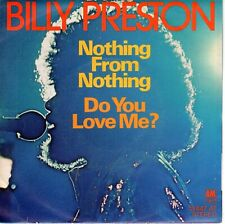 7inch BILLY PRESTON nothing from nothing GERMAN 1974 NEAR MINT   (S1329)