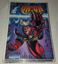 Union 0-4 1st Series & 1-9 2nd Series 1990's IMAGE NM