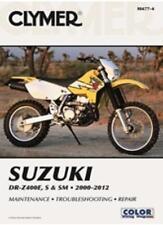 Clymer Offroad Manuals M477-4 drz400e s sm 2000-2006