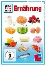 WAS IST WAS TV: Ernährung | DVD | Zustand gut