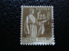 FRANCE - timbre yvert et tellier n° 287 obl (A5) stamp french