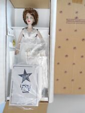 ASHTON DRAKE GENE/ MADRA DOLL ALL ABOUT EVE 20th CENTURY FOX COA  BRAND NEW