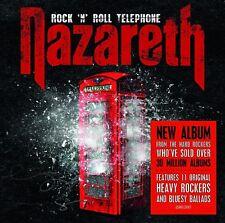 NAZARETH - ROCK'N ROLL TELEPHONE  CD NEU
