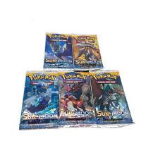 9 Pcs/set NEW Pokemon Sun&Moon TCG Card Lot Rare Special Pokemon Game Cards