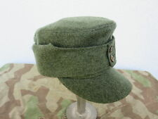 WH Feldmütze Wehrmacht Lubstein Bergmütze Gebirgsjäger Fieldcap EREL Gr 62 WK2