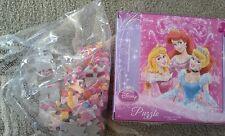 Disney princess puzzle 100 pieces (bin8)