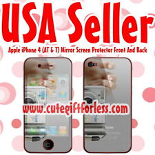 Mirror Full Body Screen Protector Apple iPhone 4 4G
