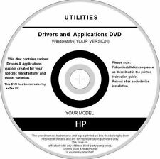 HP Utilities, Tools and Drivers