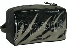Supreme Utility Bag FW18 Black Brand New DSWT 100% authentic pouch travel pack