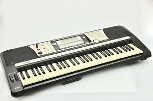 Yamaha Keyboard PSR 740 Klavierformat Profiausstattung mit Netzteil 36/25Tasten