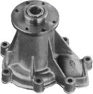 Protex Water Pump PWP7068 fits SsangYong Musso Sports 2.9 D