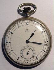 OMEGA POCKET WATCH - GOOD WORKING