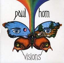 Paul Horn - Visions [New CD]
