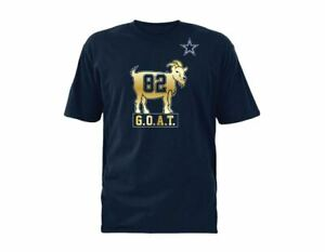 Dallas Cowboys Jason Witten #82 T-Shirt YOUTH NFL Greatest Of All Time G.O.A.T