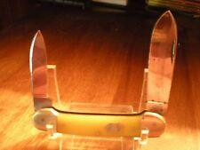 CARL SCHLIEPER EYE BRAND GERMANY CANOE POCKET KNIFE
