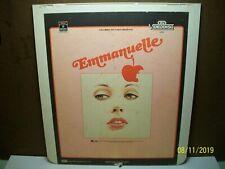 CED Video Disc - 1974 Emmanuelle