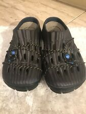 Keen Mion size 13 Men's Ergomorphic Black Waterproof Slip-on Sports Sandal Shoes