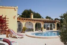 HOLIDAY VILLA SPAIN - BARGAIN WEEK BREAK - PRIVATE POOL - GREAT VIEWS - BEACHES
