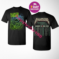 New Killswitch Engage with August Burns Red Tour 2020 T-shirt tee.