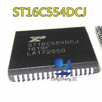 1pcs TL16C554FN ST16C554DCJ PLCC68 new