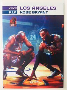 Kobe Bryant Commémoratif RIP Jersey Legends Basketball Los Angeles Lakers