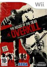 JUEGO WII THE HOUSE OF THE DEAD OVERKILL WII 5821344
