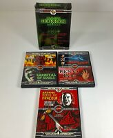 Classic Horror Box Set DVD 666 Movies The 6 Slasher Set Cond Excellent