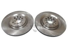 SEAT LEON CUPRA R 1.8T 210 225 2002-2005 FRONT 2 VENTED BRAKE DISCS SET (323mm)